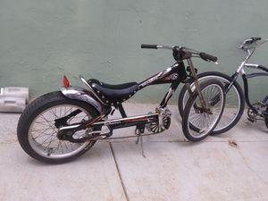 Chopper bike for Sale in Lincoln Acres, CA