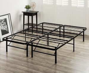 Platform bed frame for Queen/King or 2 twin size for Sale in Tacoma, WA