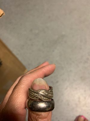 2 Wedding Rings for Sale in San Diego, CA