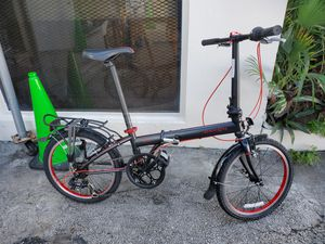 Dahon folding bike speed 7. PERFECT for Sale in Oakland Park, FL