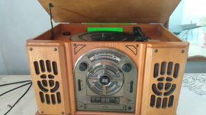 Memorex CD tape aux radio and record player for Sale in Ramona, CA