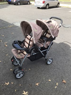 Double stroller for Sale in Clifton, NJ