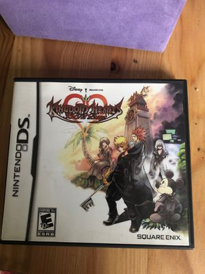 Kingdom hearts DS for Sale in Newhall, CA
