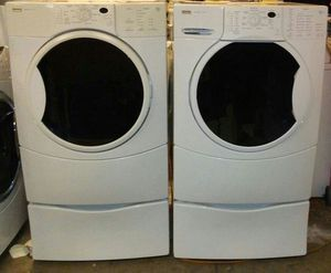 Kenmore elite washer and gas dryer set for Sale in Magna, UT
