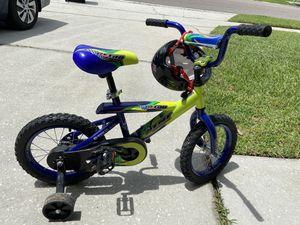 Little kid bike with Helmet for Sale in FL, US