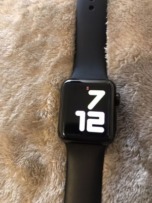 Stainless steel series 3 Apple Watch for Sale in Tacoma, WA