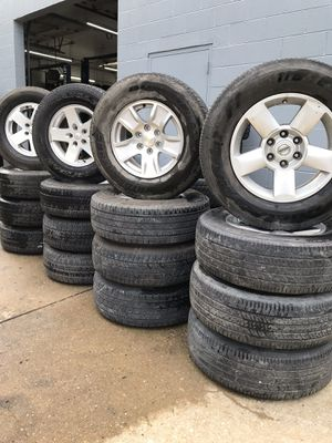 Jeep/chevy/ford/dodge/Nissan/bmw/Benz/jaguar wheels and more... for Sale in Nashville, TN