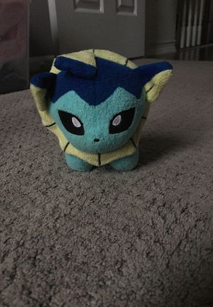 Vaporeon Plushie for Sale in Summerville, SC