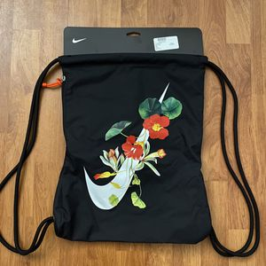 NWT Nike Floral Gym Sack / Backpack SHIPS NATIONWIDE for Sale in Miami, FL