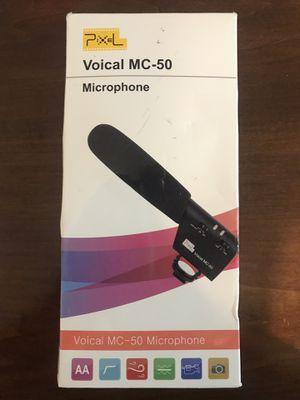 Shotgun Microphone for DSLR for Sale in Rialto, CA