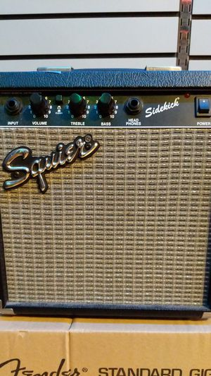 Fender sidekick practice guitar amp for Sale in Downers Grove, IL