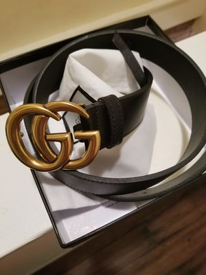 Black Gucci Belt for Sale in New Haven, CT