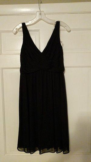 David's Bridal Black Bridesmaid Dress for Sale in Framingham, MA