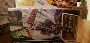 Enfys nest & swoop bike action figure for Sale in Durham, NC