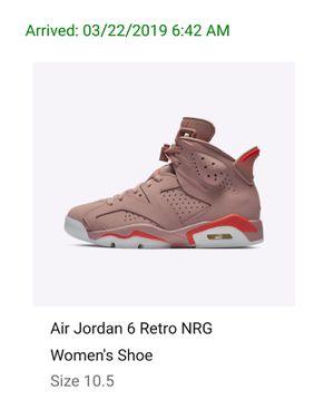 Jordan 6 aleali size 10.5 women 9 men for Sale in Silver Spring, MD