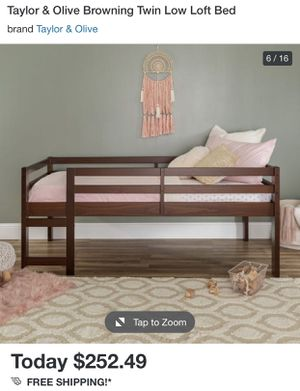 Brand New - Twin Loft Bed - In box for Sale in Ashburn, VA