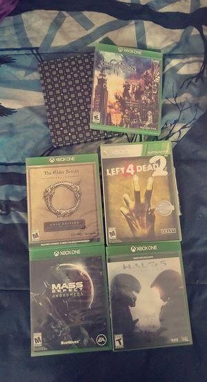 Xbox 1 Game Bulk Deal for Sale in Tarpon Springs, FL