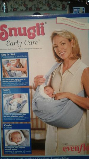 Snugli baby carrier. for Sale in Cleveland, OH