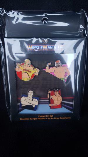 Funko Wrestle Mania Pins for Sale in El Cajon, CA