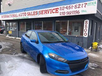 2015 Dodge Dart for Sale in Detroit,  MI