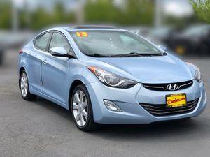 2013 Hyundai Elantra for Sale in Monroe, WA