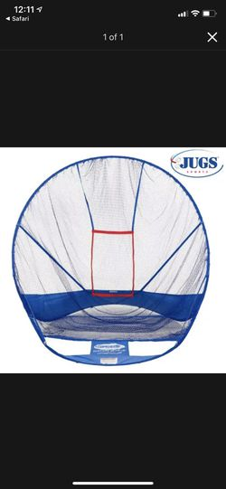 Jugs Instant Screen Softball - Baseball Make An Offer for Sale in Boring,  OR