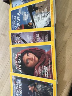 National Geographic Magazines And Boxes for Sale in Albuquerque,  NM