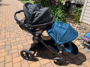‼️‼️CITY SELECT DOUBLE STROLLER‼️‼️ for Sale in Redwood City, CA