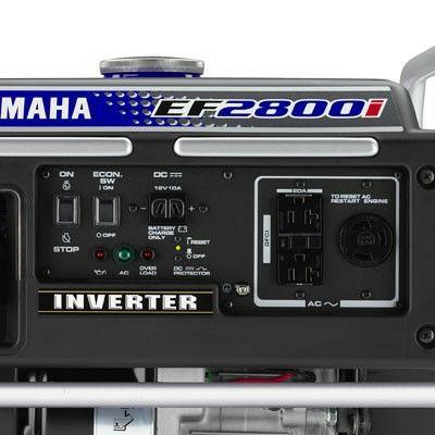 Yamaha EF2800i Generator