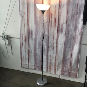 "Floor lamp light working 69"" tall for Sale in Tustin, CA"