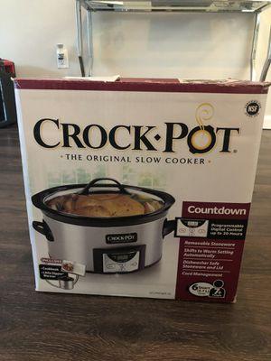 Crock Pot Slow Cooker for Sale in Fort Lauderdale, FL