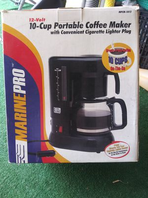 3 new coffee machines not opened $15 each for Sale in Dearborn, MI