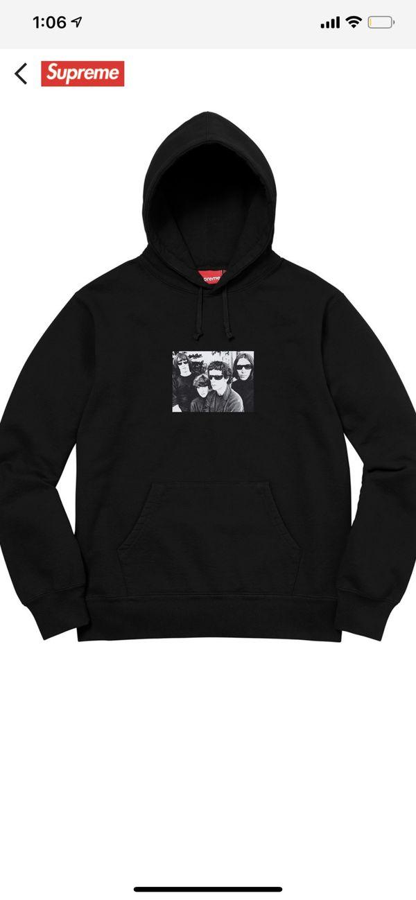 Supreme The Velvet Underground Hoodie
