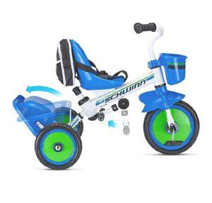 Schwinn Roadster Kids Tricycle, Easy Steer Tricycle, Blue for Sale in Las Vegas, NV