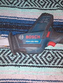 Bosch Reciprocating Saw for Sale in Marysville,  WA
