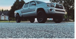 Best offer 2009 Toyota Tacoma 4WDWheels for Sale in Salem, OR