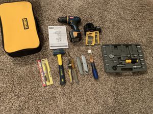 Ryobi Drill and tool set (BUNDLE DEAL) for Sale in Nashville, TN