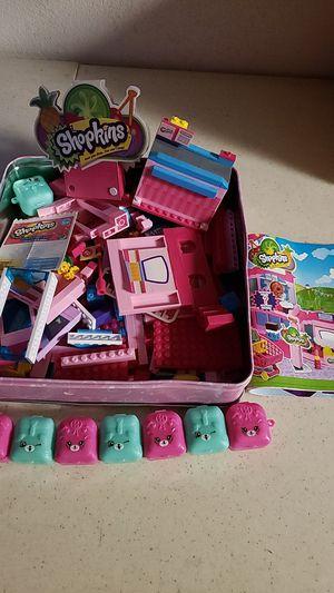 Shopkins lego set for Sale in Riverside, CA
