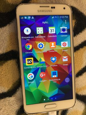 Samsung Galaxy s5 unlock any carrier for Sale in Los Angeles, CA