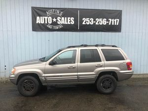 1999 Jeep Grand Cherokee for Sale in Edgewood, WA