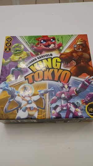 King of Tokyo board game for Sale in Elk Grove, CA