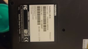 Toshiba Satellite L40-A Laptop **READ** for Sale in San Diego, CA