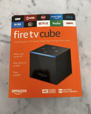 AMAZON Fire TV Cube *NEW* for Sale in Los Angeles, CA