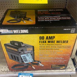 90 Amp Flux Wore Welder for Sale in Phoenix, AZ