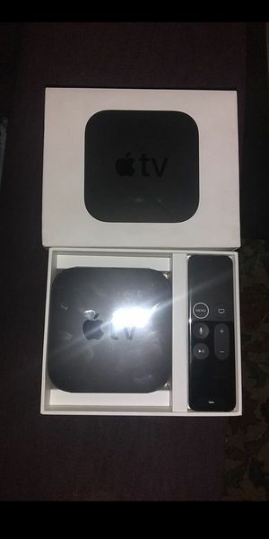 Apple tv 4k 64gb for Sale in Lakewood, CO