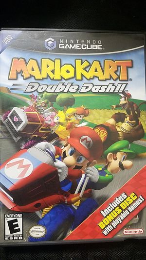 Gamecube Mario Kart Double Dash game for Sale in Campbell, CA