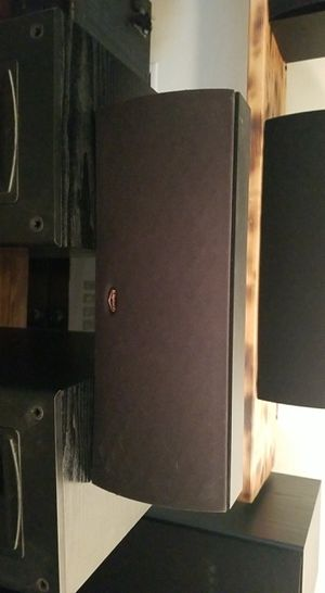 KLIPSCH center speaker for Sale in Hampton, VA
