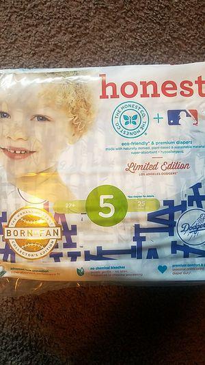LA DODGERS diapers. for Sale in Ontario, CA
