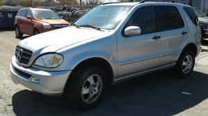 Parting Out - 2002 Mercedes ML 320 for Sale in Tacoma, WA
