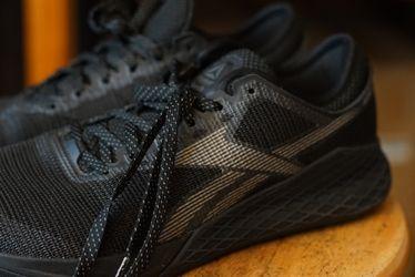 Reebok Men's Nano 9 Cross Trainers. Black. Size 10.5 for Sale in Riverside,  CA